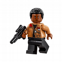 Lego Star Wars The Force Awakens: Finn with Blaster - Minifigure